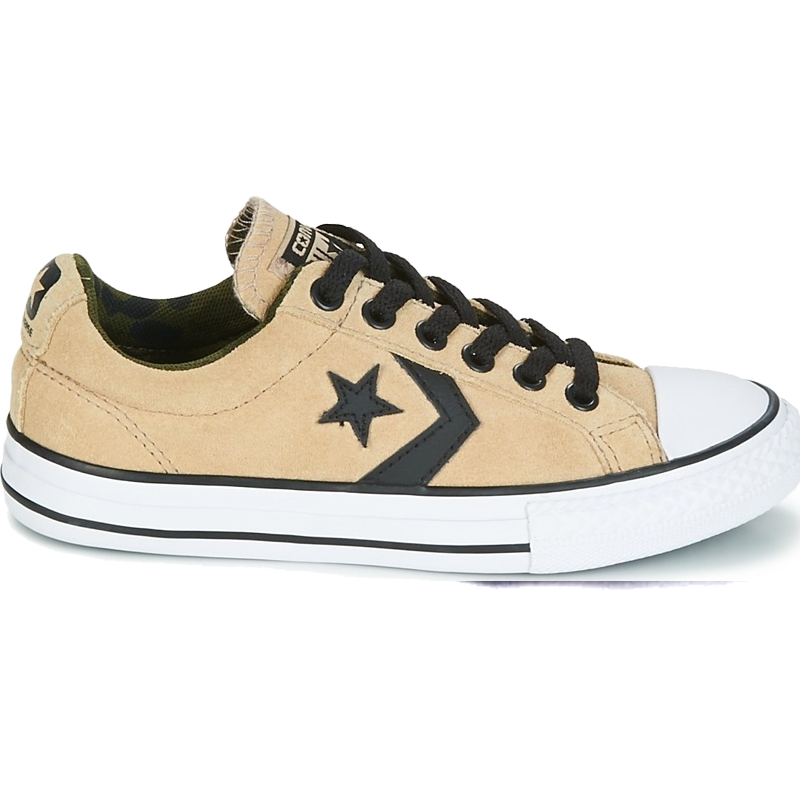 STAR PLAYER OX VINTAGE KHAKI/WHITE/BLACK